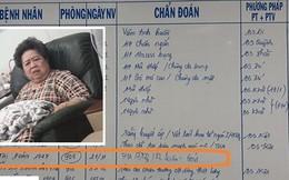 Cơ quan điều tra nghi ngờ tình trạng sức khỏe của bị can Hứa Thị Phấn