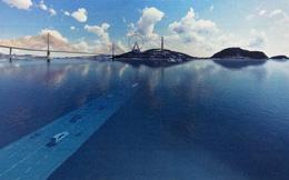 Gần 8.000 tỷ xây hầm ngầm xuyên biển tại Vịnh Hạ Long