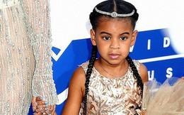 Cuộc sống như nữ hoàng của con gái Beyoncé: 6 tuổi đã có ê-kíp phục vụ riêng, diện váy 250 triệu đi sự kiện