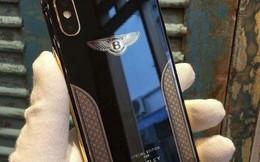 """Apple bắt tay cùng Bentley cho ra chiếc điện thoại mạ vàng 18K khiến ai cũng """"thèm muốn"""""""