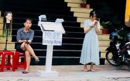 Vô tư đổi nhân dân tệ ở Nha Trang