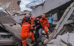 Thảm họa kép ở Indonesia: Số nạn nhân thiệt mạng tăng vọt lên 1.200 người