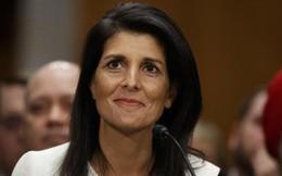 NÓNG: Đại sứ Mỹ tại Liên Hợp Quốc Nikki Haley từ chức