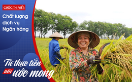 Anh Hai Lúa và giấc mơ tín dụng nông nghiệp, nông thôn