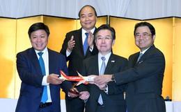 Vietjet khai trương 3 đường bay kết nối Việt Nam - Nhật Bản