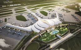 Báo cáo Quốc hội xây dựng sân bay Long Thành, cần gần 1 tỷ USD trong 3 năm tới