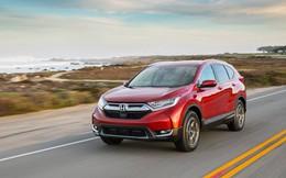 Top 10 ô tô bán chạy nhất tháng 9/2018: Đánh dấu sự trở lại của Honda CR-V trên bảng xếp hạng