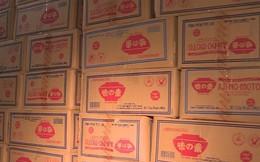 Phát hiện 10 tấn hạt nêm Knorr và bột ngọt không rõ nguồn gốc