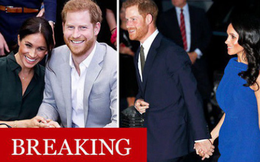 Hoàng gia Anh chính thức xác nhận: Công nương Meghan đã mang thai con đầu lòng, dự sinh mùa xuân năm sau
