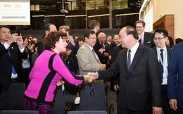 Thương hiệu Vinfast bất ngờ được đưa ra làm ví dụ trong cuộc gặp các doanh nghiệp Áo