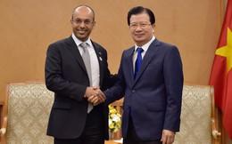 Một tập đoàn Dầu khí của UAE muốn mở rộng đầu tư tại Việt Nam