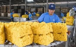 Trung Quốc chiếm hơn 66% lượng cao su xuất khẩu của Việt Nam