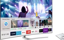 Báo cáo mới này cho thấy vị thế của Samsung trên thị trường TV ngày càng áp đảo như thế nào