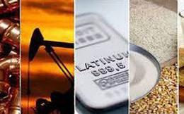 Thị trường ngày 19/10: Giá dầu tiếp tục giảm, cà phê lên cao nhất 1 năm