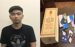Bắt 2 thanh niên nhắn tin khủng bố, đe dọa lãnh đạo Văn phòng đoàn Đại biểu Quốc hội