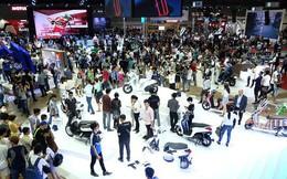 Thị trường xe máy: Vẫn chưa thấy điểm bão hòa