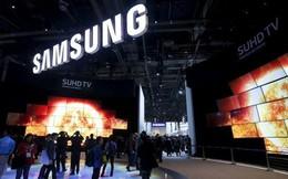 Samsung vẫn là ông trùm trên phân khúc TV cao cấp, một mình chiếm tới gần 30% thị phần toàn thị trường