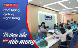 Chất lượng dịch vụ không thể tốt nếu cán bộ ngân hàng làm việc thiếu chuyên nghiệp