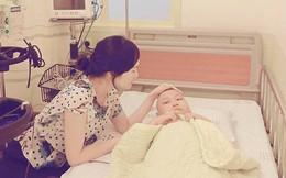 Chỉ sau một lần đau chân dữ dội, bé gái Hà Nội chưa từng biết đến bệnh viện đã được phát hiện mắc bệnh máu trắng