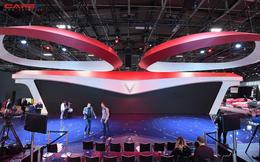 """Lộ diện gian hàng và sân khấu """"khủng"""" của VinFast trước thềm triển lãm Paris Motor Show 2018"""