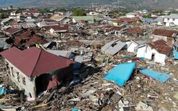 Thảm cảnh thi thể 34 trẻ em kẹt trong nhà thờ sau động đất, sóng thần ở Indonesia