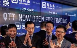 Tại sao công ty công nghệ Trung Quốc đổ xô niêm yết cổ phiếu trên sàn Mỹ?