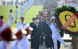 Những hình ảnh ấn tượng phiên khai mạc kỳ họp thứ 6 Quốc hội khoá XIV