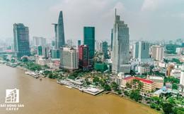 Các khu đất vàng dọc bờ sông Sài Gòn, địa phận quận 1 được quy hoạch như thế nào?