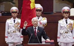 Toàn văn lời Tuyên thệ và bài phát biểu của Chủ tịch nước Nguyễn Phú Trọng
