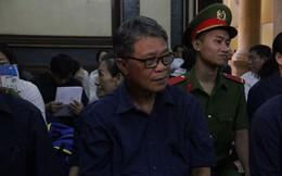 Nguyên Chủ tịch TrustBank Hoàng Văn Toàn nhận tội
