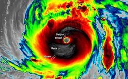 Siêu bão mạnh nhất kể từ năm 1950 tấn công nước Mỹ