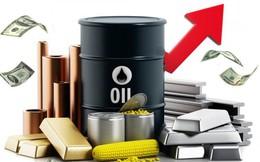 Thị trường ngày 26/10: Giá dầu bật tăng khi chứng khoán lên điểm, cao su thấp nhất 2 năm