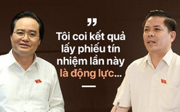 Đây chưa phải kỳ thi sát hạch ngặt nghèo nhất của bộ trưởng Nhạ, bộ trưởng Thể