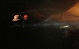 Cháy liên tiếp trong đêm tại Nghệ An gây thiệt hại hàng tỉ đồng