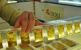 Cuối tuần giá vàng bật tăng trở lại