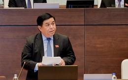 Bộ trưởng Nguyễn Chí Dũng: Mỗi năm GDP bình quân đầu người Việt Nam chỉ tăng 150 USD