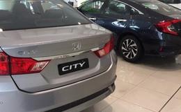 Hơn 1.500 xe Honda City tại Việt Nam bị triệu hồi vì dính lỗi túi khí