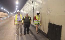 Thiếu tiền điện, hầm Hải Vân đứng trước nguy cơ bị đóng cửa?