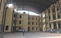 Sân tòa 1.000m2 dùng làm nơi xét xử cựu Trung tướng Phan Văn Vĩnh
