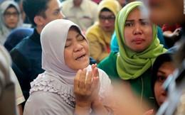 Hơn 20 quan chức Bộ Tài chính Indonesia có mặt trên chiếc máy bay lao xuống biển
