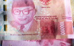 Đồng Rupiah của Indonesia chạm đáy 20 năm
