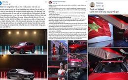 Người Việt nói gì về 2 mẫu ôtô VinFast vừa ra mắt?