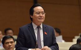 Bộ trưởng Nhạ: 'Đuổi học sinh viên bán dâm' là do cán bộ kém đưa lên