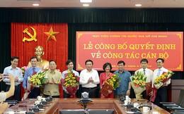 Học viện Chính trị Quốc gia Hồ Chí Minh bổ nhiệm cán bộ Vụ Quản lý đào tạo