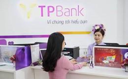 TPBank báo lãi trước thuế hơn 1.600 tỷ đồng trong 9 tháng đầu năm, tăng gấp đôi cùng kỳ 2017