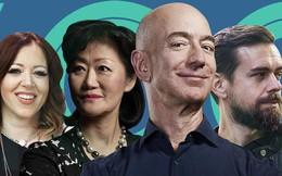 10 người giàu nhất nước Mỹ nắm tài sản gần 730 tỷ USD
