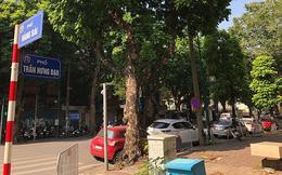 Ảnh: Nhiều trụ sở cơ quan Nhà nước quan trọng ở Hà Nội bị ô tô quây kín