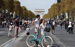 Paris sẽ cấm xe hơi lưu thông trên phố mỗi tháng 1 ngày, những ai sắp đến nước Pháp chắc chắn cần biết