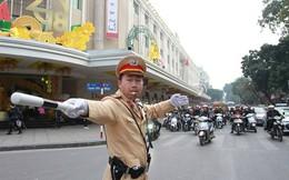 Hà Nội cấm nhiều tuyến đường phục vụ quốc tang nguyên Tổng bí thư Đỗ Mười