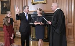 Ứng viên dính nghi án quấy rối tình dục trở thành Thẩm phán Tòa án tối cao Mỹ
